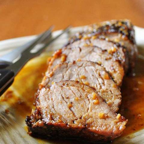 Recipe for Island Pork Tenderloin