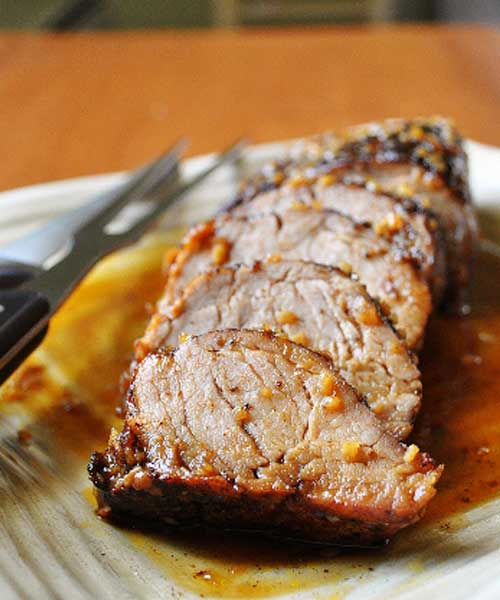 Recipe for Island Pork Tenderloin