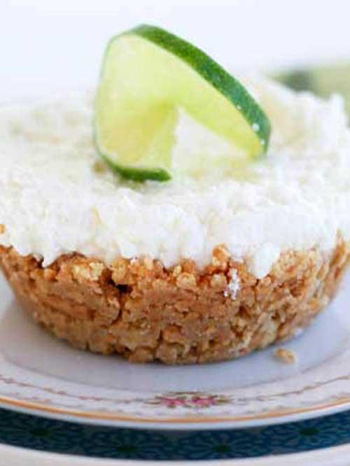 No-Bake Margarita Pie