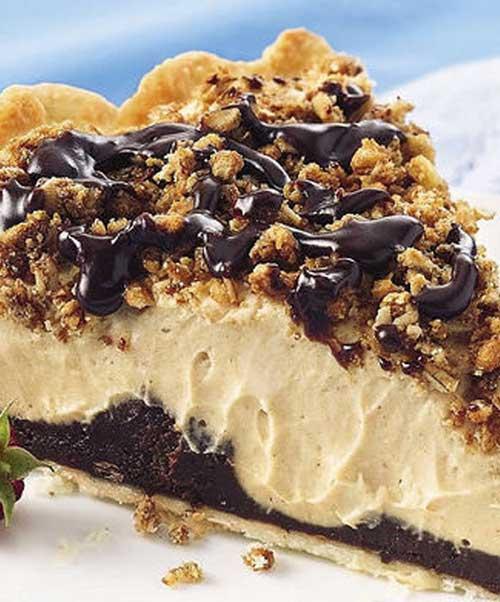 Copycat Bob Evans Peanut Butter Pie