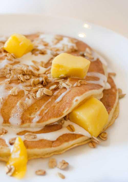 Mango Blisscakes