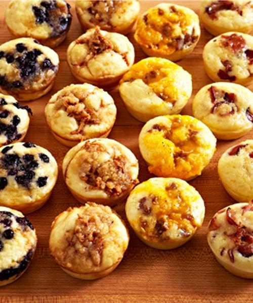 Baked Pancake Muffins