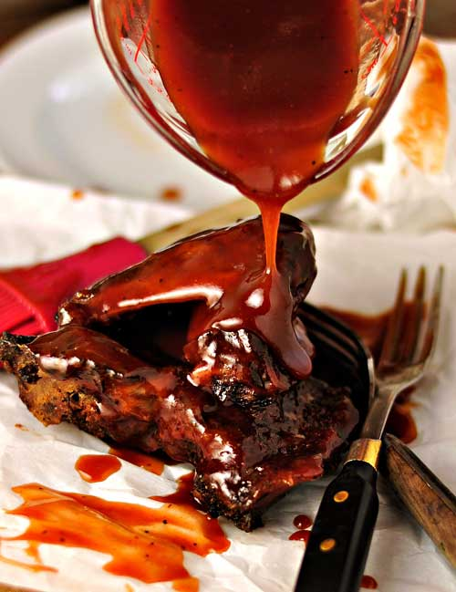 Sticky and extremely delicious Braised Pork Ribs - easy to make - recipe perfection!