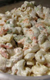 Sweet Amish Macaroni Salad