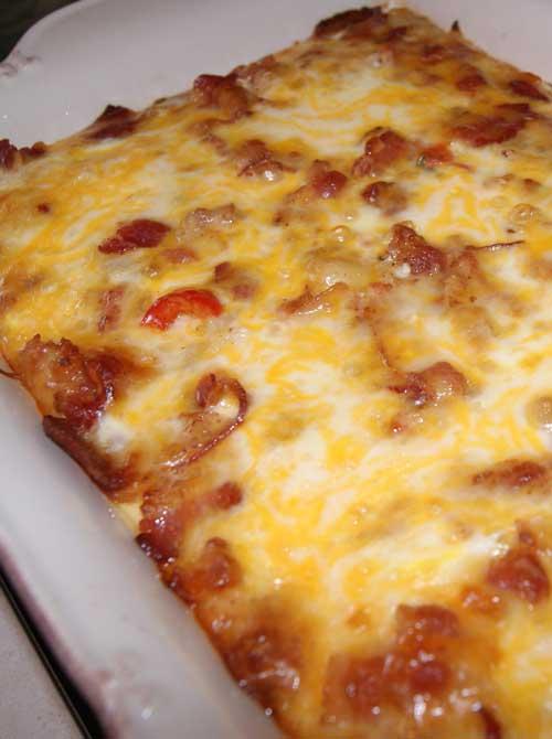 Bacon Breakfast Bake