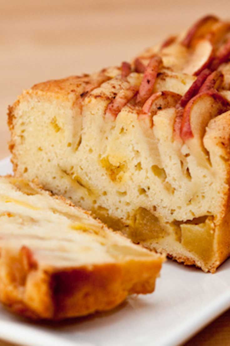I love this Apple Pudding Cake. It's soft, moist, and almost pudding-like. Plus it is loaded with tons of apple flavor. YUM! #cake #apple #dessert