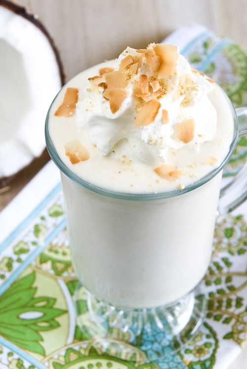 Coconut Cream Pie Milkshake