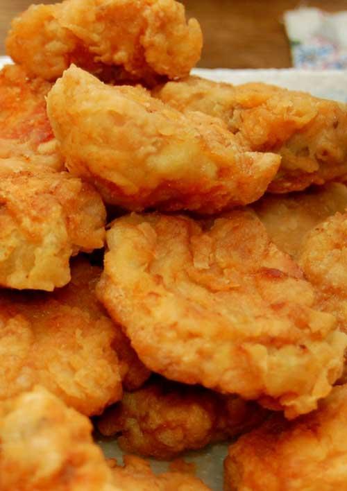 Homemade Chicken Nuggets
