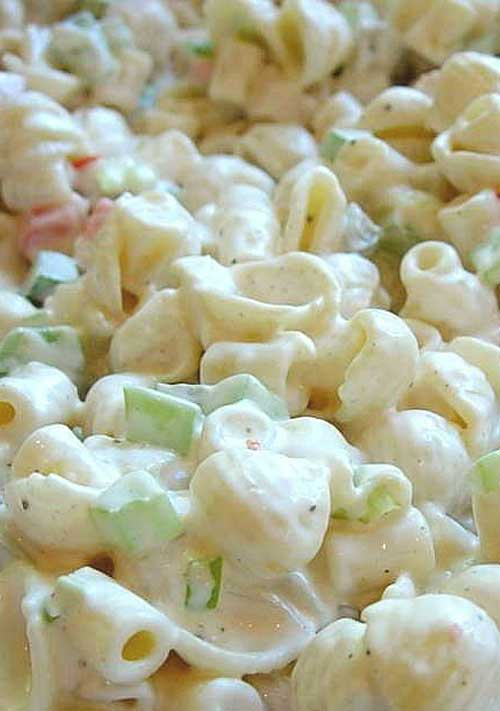 This one is, in my opinion, the best Creamy Southern Pasta Salad. Guaranteed to be a hit at potlucks and picnics or a simple weeknight meal.