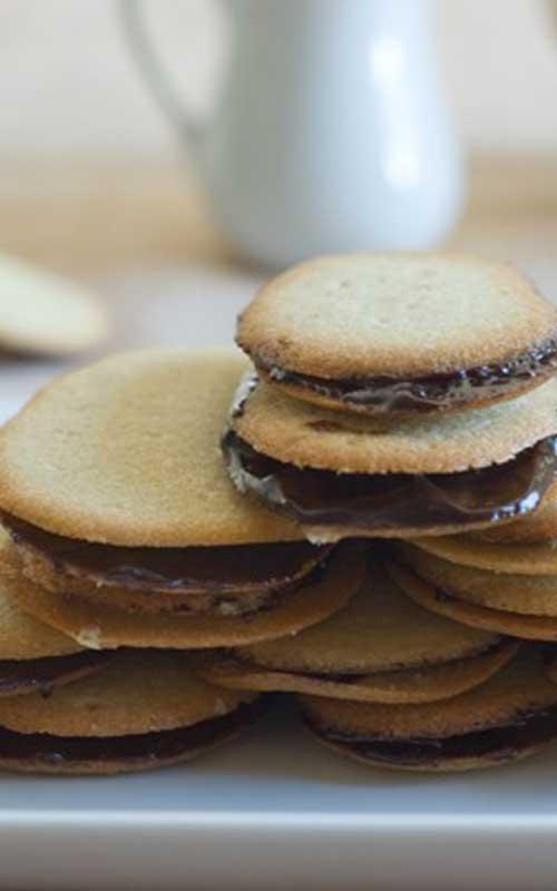 Homemade Milano Cookies