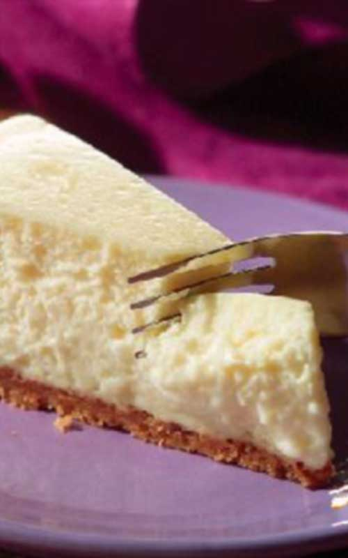 ThisPHILADELPHIA Classic Cheesecake is the real deal—everything you imagine a cheesecake recipe to be. Creamy. Rich. Delicious. Plus, you made it yourself.