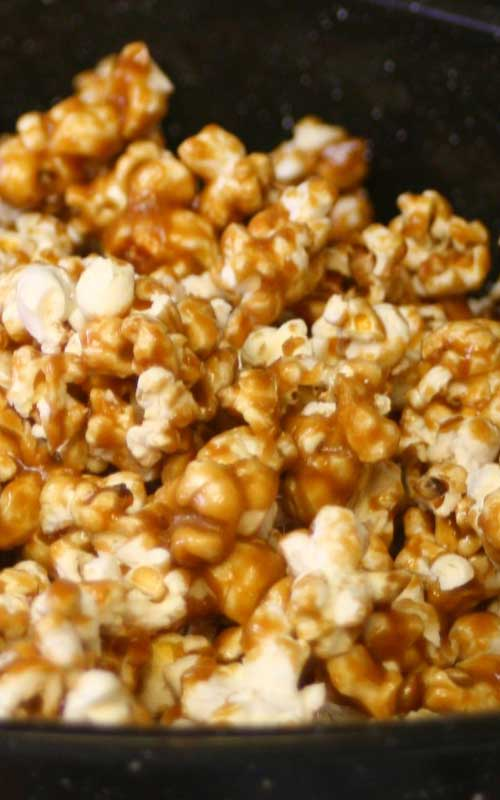 I make at least one large batch of homemade caramel corn every Christmas. It is delicious and everyone raves over it.