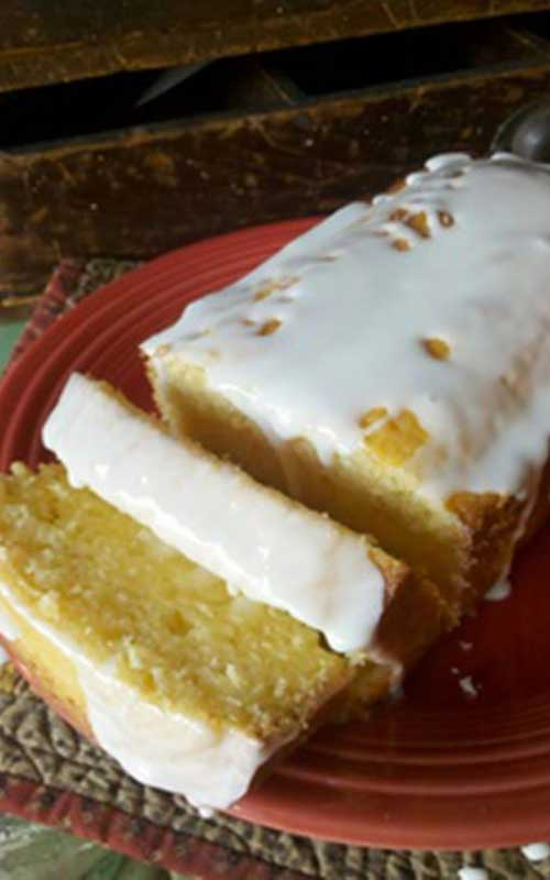 Banana Split Pound Cake Recipe