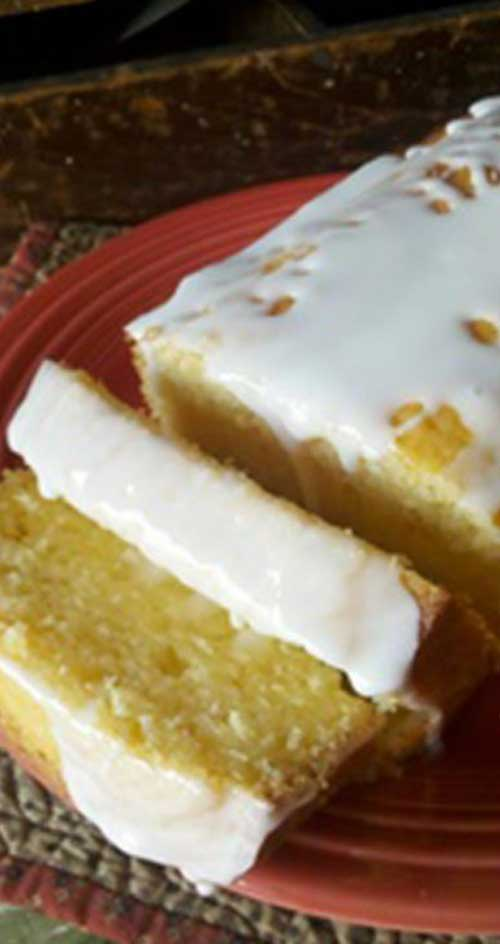 Dense White Cake Mix