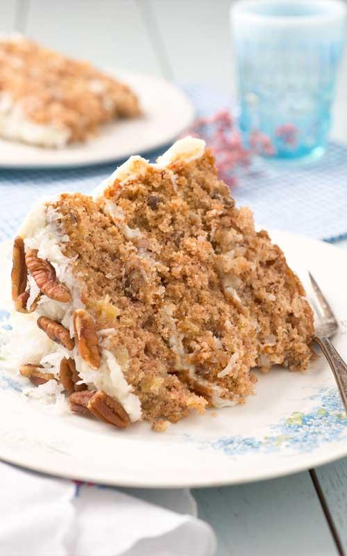 Hummingbrid Cake