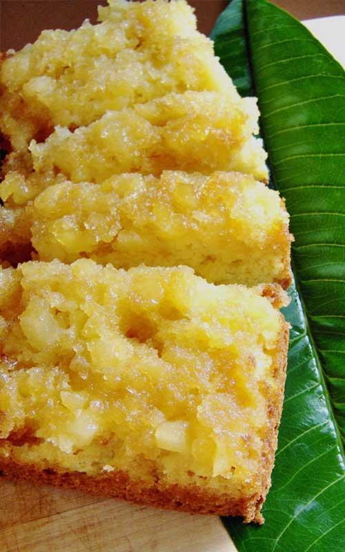 X Pan Box Cake Pineapple Upside Down Cake