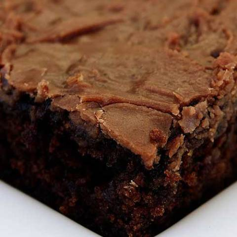 Recipe for Texas Sheet Cake - This soft, rich, chocolatey cake is so perfect, addictive and timeless. There's nothing left to say other than - you need to make this!