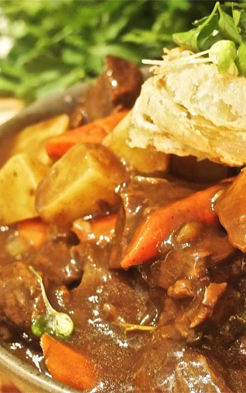 Irish Guinness Stew