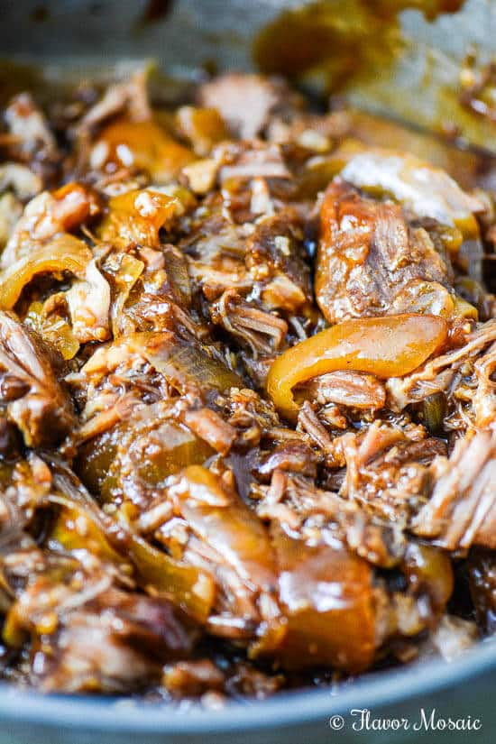 Slow Cooker Country Style Boneless Pork Ribs  Flavor Mosaic