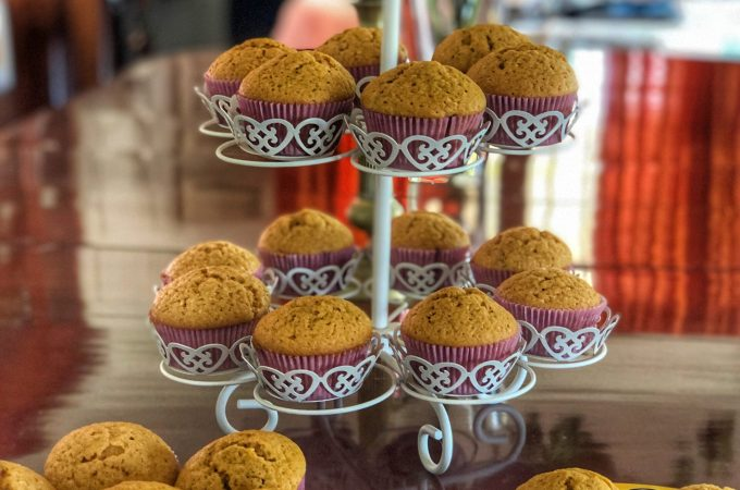 Pumpkin Muffins are a delicious dessert, great for breakfast or an afternoon snack!