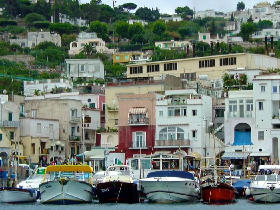 Capri Port