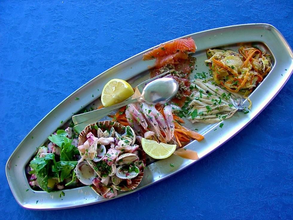 Capri Seafood