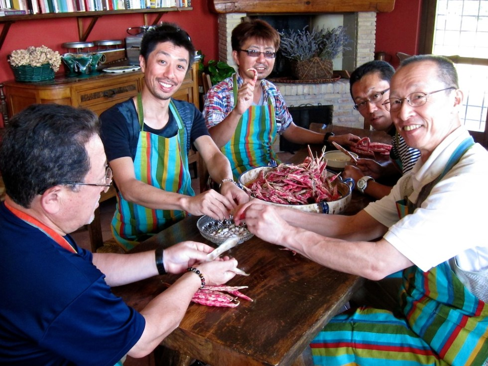 Flavor of Italy Culinary Team Building