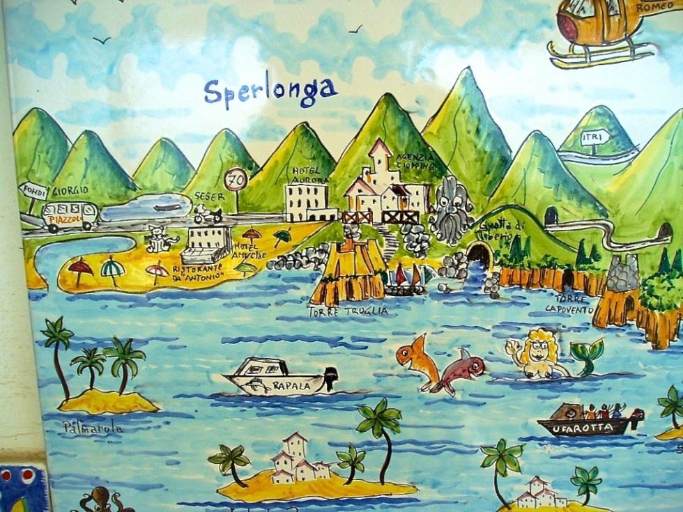 Sperlonga Lazio