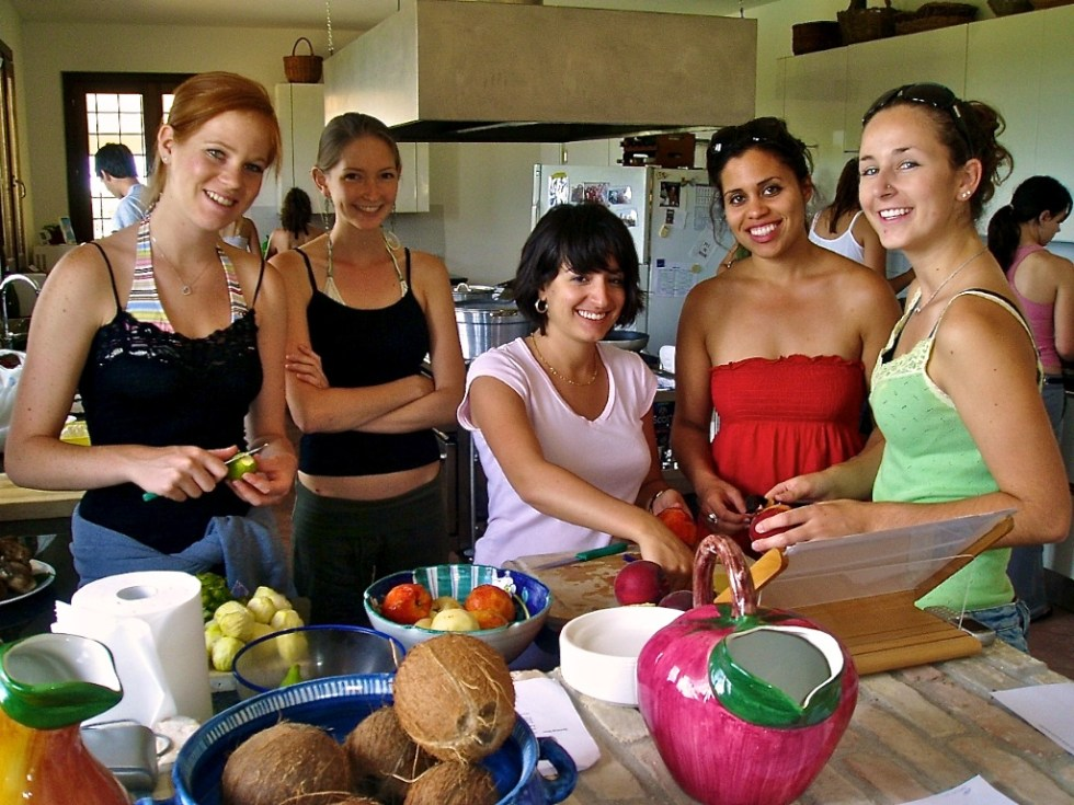 An all day fun-packed  fully customizable cooking class at Flavor of Italy in Rome
