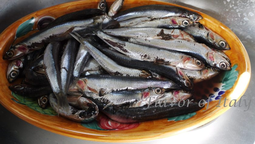 Fresh Anchovies add great umami flavor to dishes