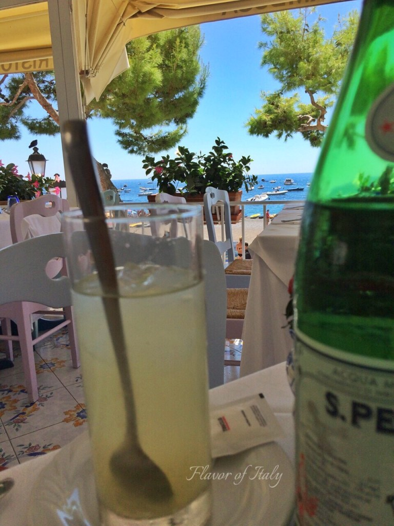 Seaside Cocktails in Positano