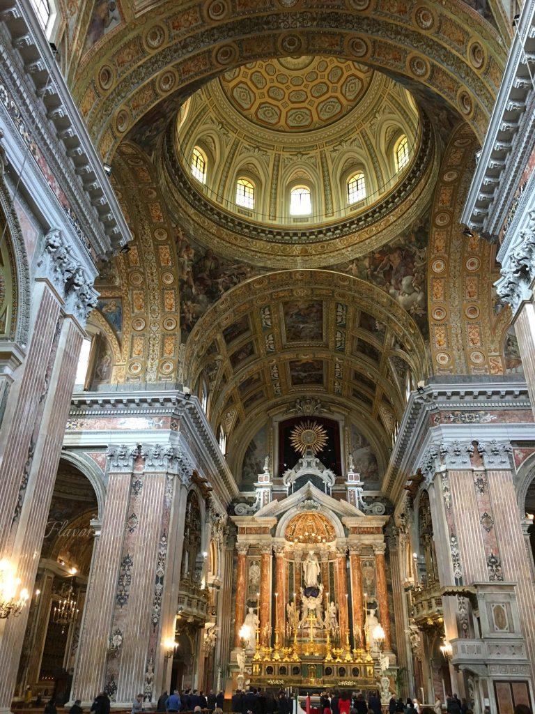 Santa Chiara Church, Naples
