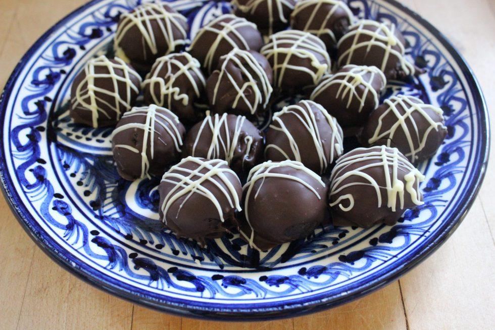 Chocolate Truffle treats