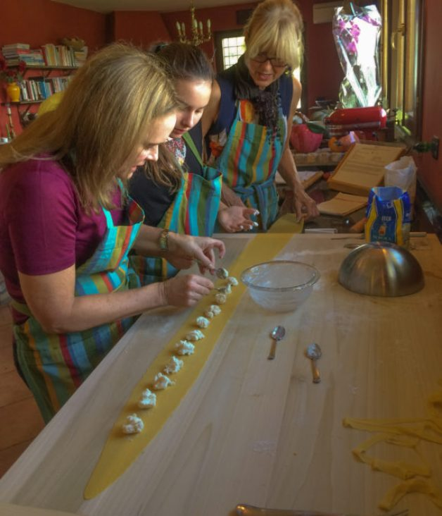 Making homemade pasta is easy and fun!