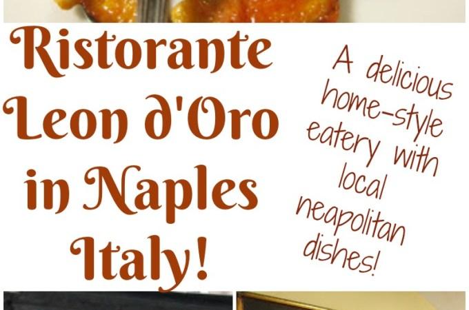 Leon d'Oro Ristorante Naples