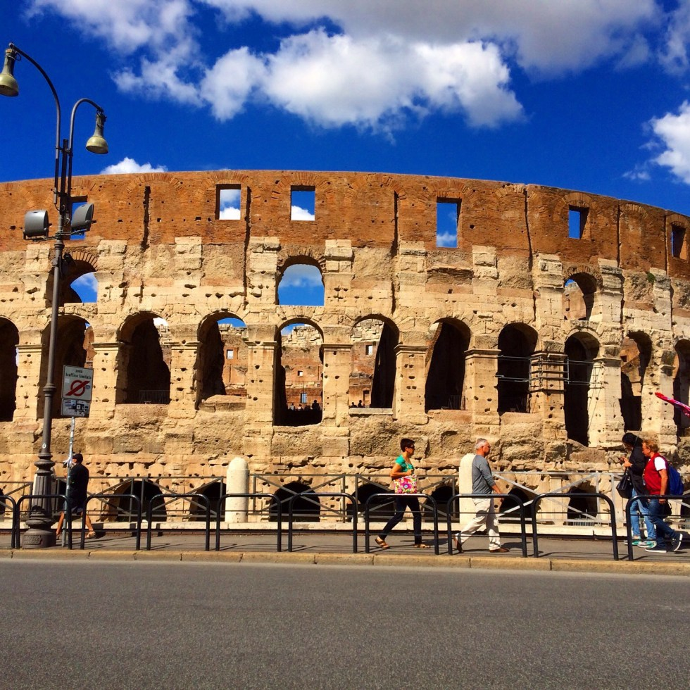 Colosseum Rome is a must