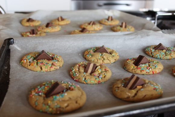 Amazing peanut butter Gianduia cookies! One of our five best Christmas cookie recipes you'll want this holiday season!