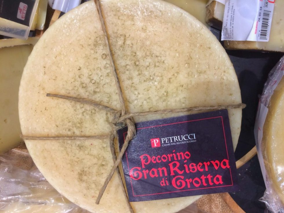 pecorino cheese