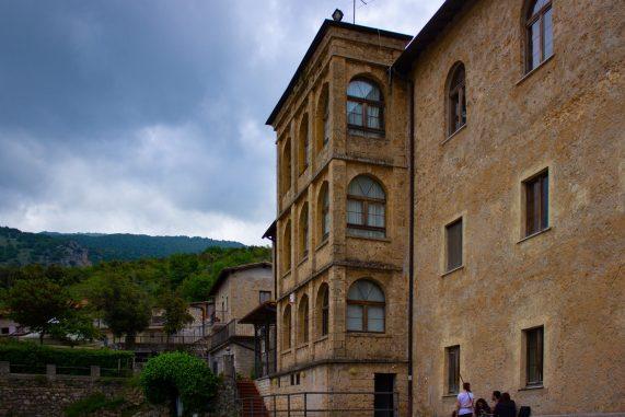 Saint Scholastica Monastery Hostel Subiaco