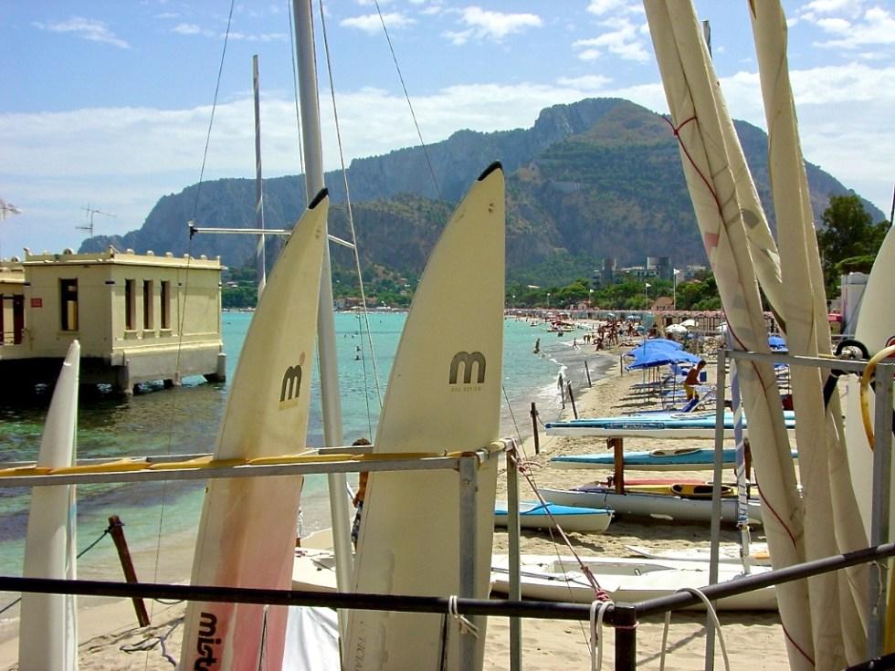 Palermo port