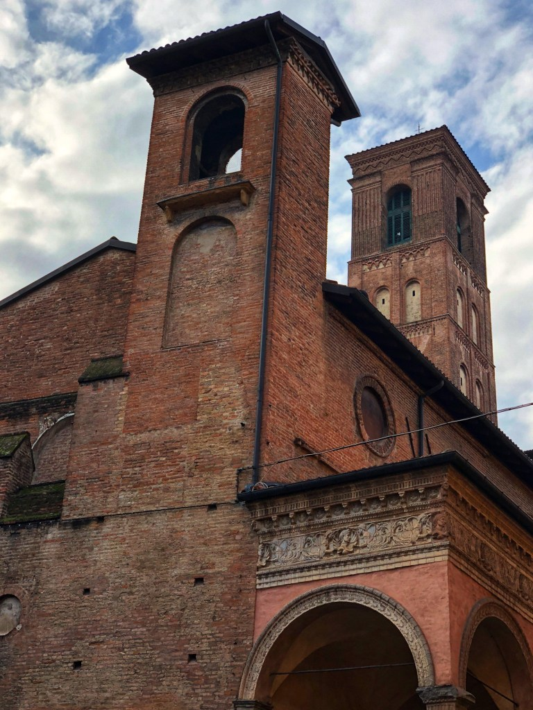 Largo Respighi, University of Bologna
