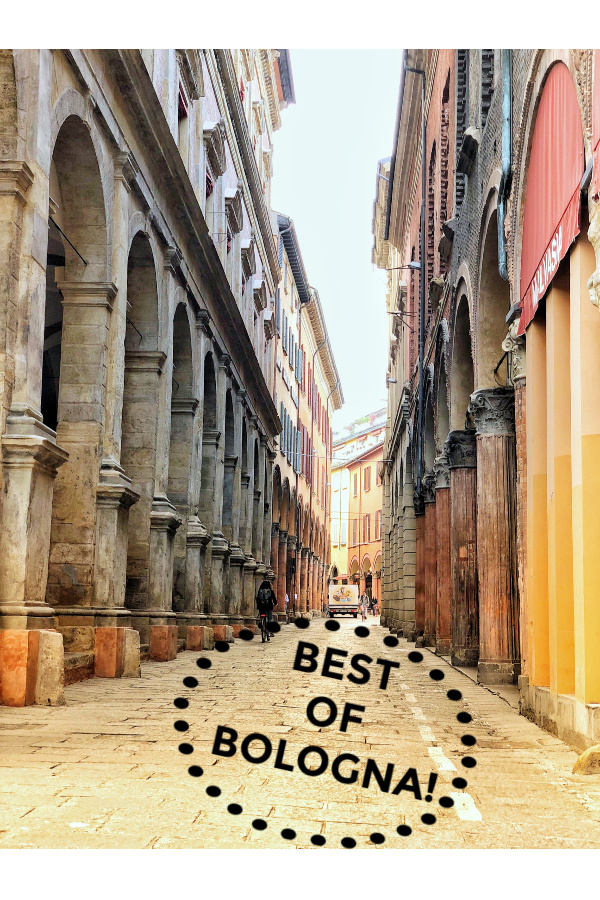 Best of Bologna: What you can't miss on a Bologna Day Trip!