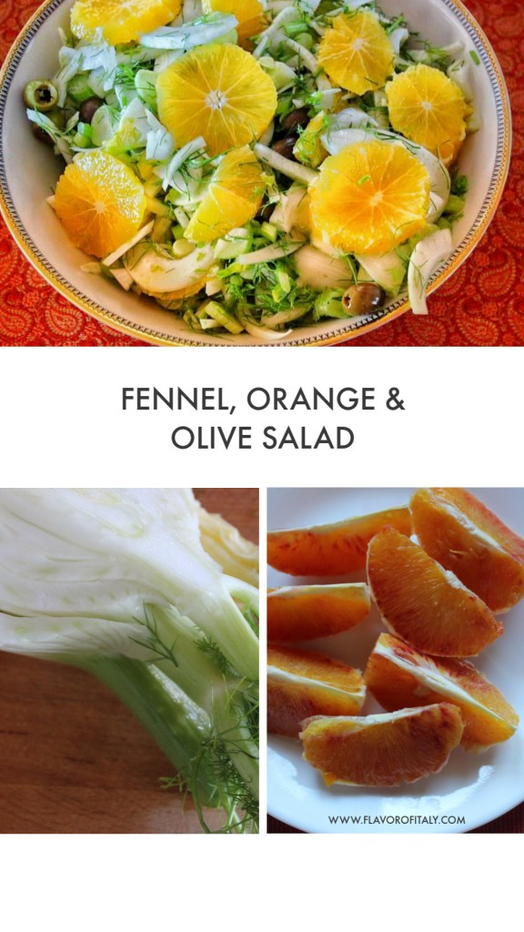 Fennel Orange and Olive Salad is the tastiest of all winter salads that blend together a fabulous blend of flavors! Plus it's easy to prepare and beautiful!