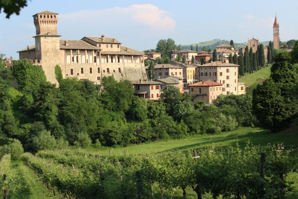 Levizzano Castle, Emilia Romagna