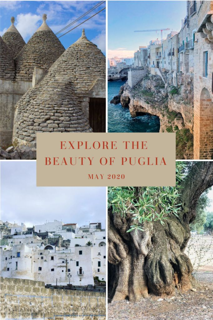 Explore the beauty of Puglia with me this spring and fall!