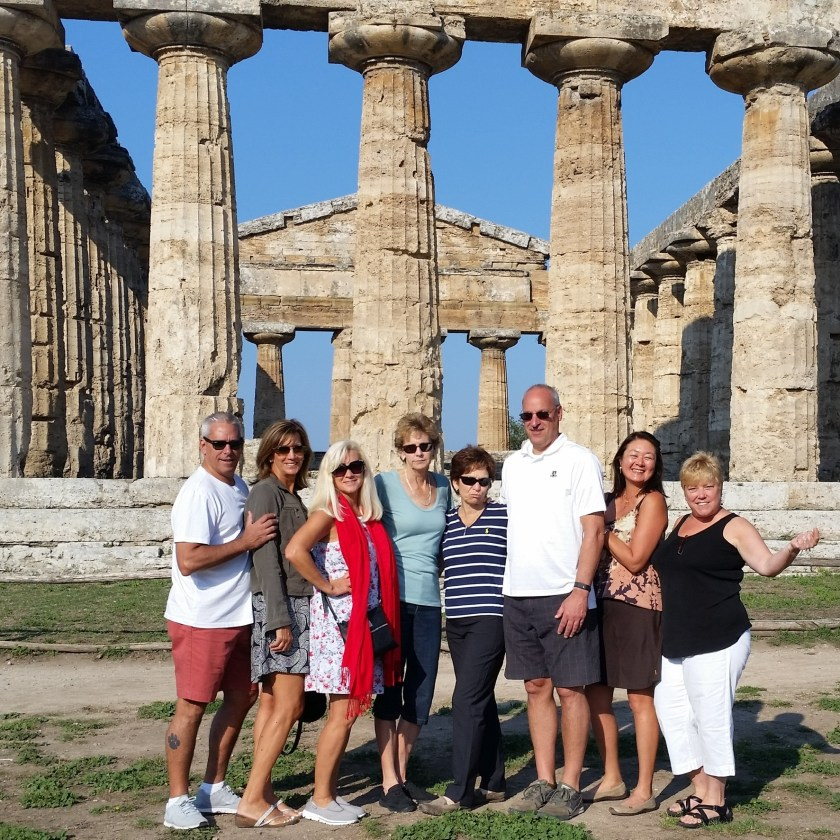 Visit breathtaking historical monuments with Irene on her Bella Giornata Tours