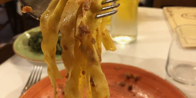 Tagliatelle with Ragú Bolognese is a classic scrumptious dish from Bologna in Emilia-Romagna; here's how to make it!