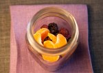 Berry + Clementine Smoothie