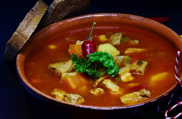 cucina ungherese, piatti tipici ungheresi