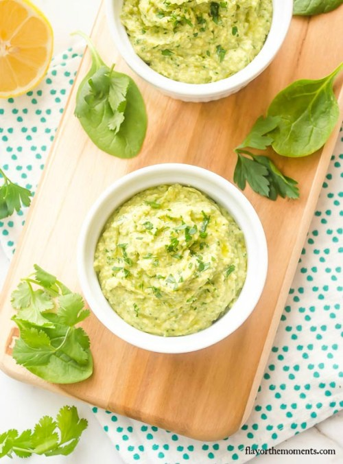 green hummus3 | flavorthemoments.com